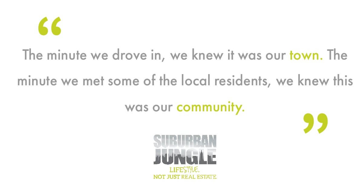 Suburban Jungle's Head Strategist Patti Helps Yet Another Amazing Family Find A Place To Call Home!​
