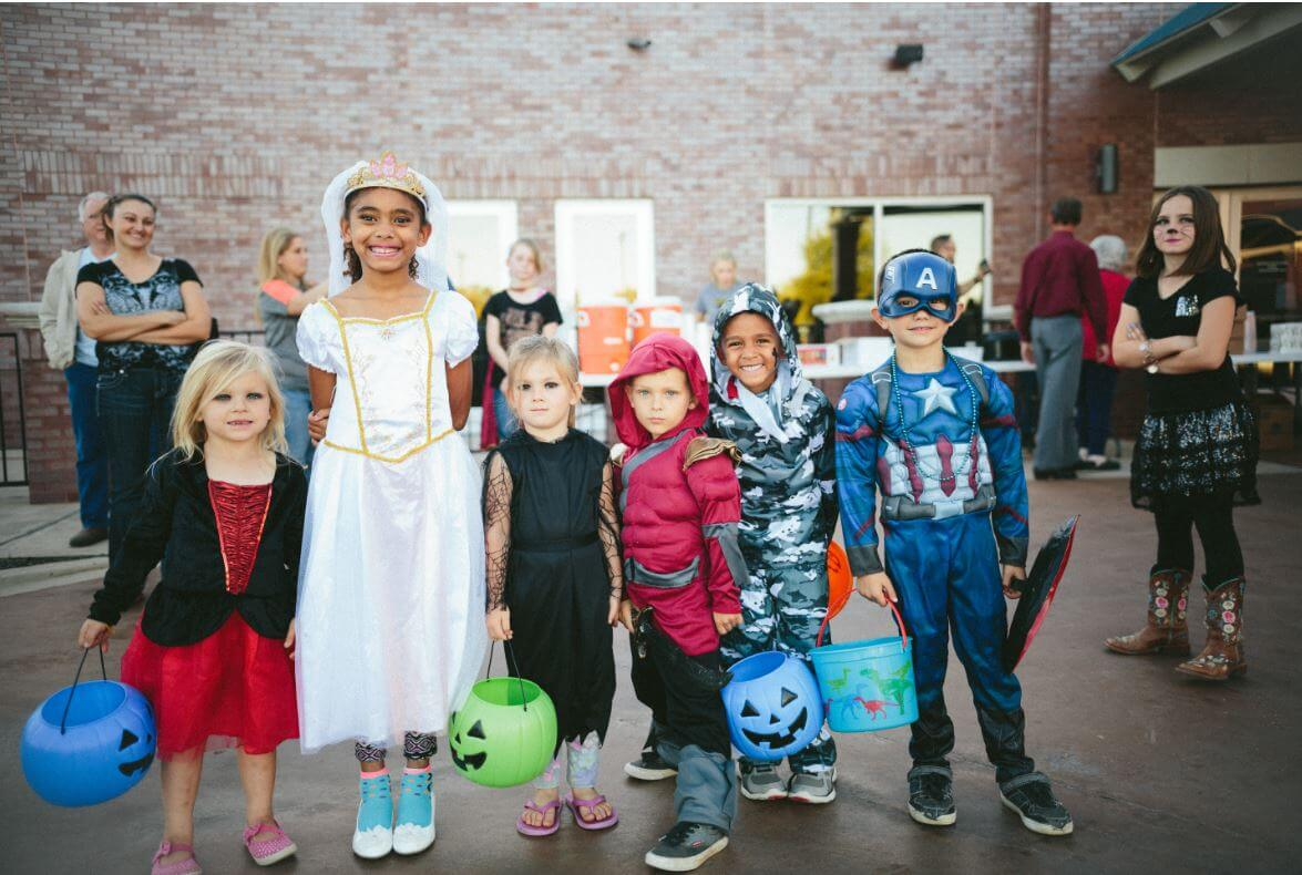 The Top Spots for Trick-or-Treating in the Bay Area Suburbs