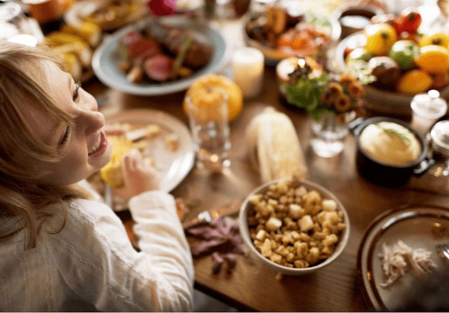 5 Reasons Thanksgiving is Better in the 'burbs