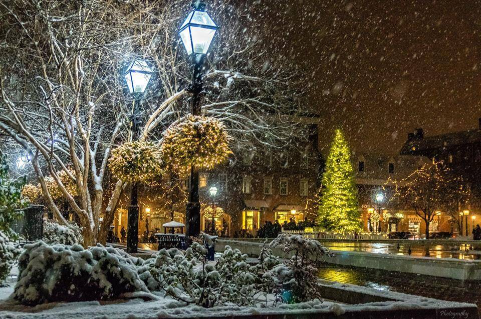 Best Christmas Towns.Cutest Christmas Towns Alexandria Va Suburban Jungle Group