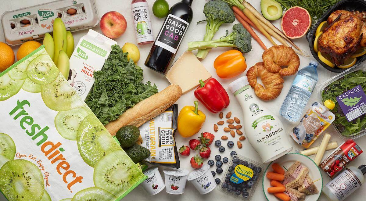 Fresh Direct Groceries