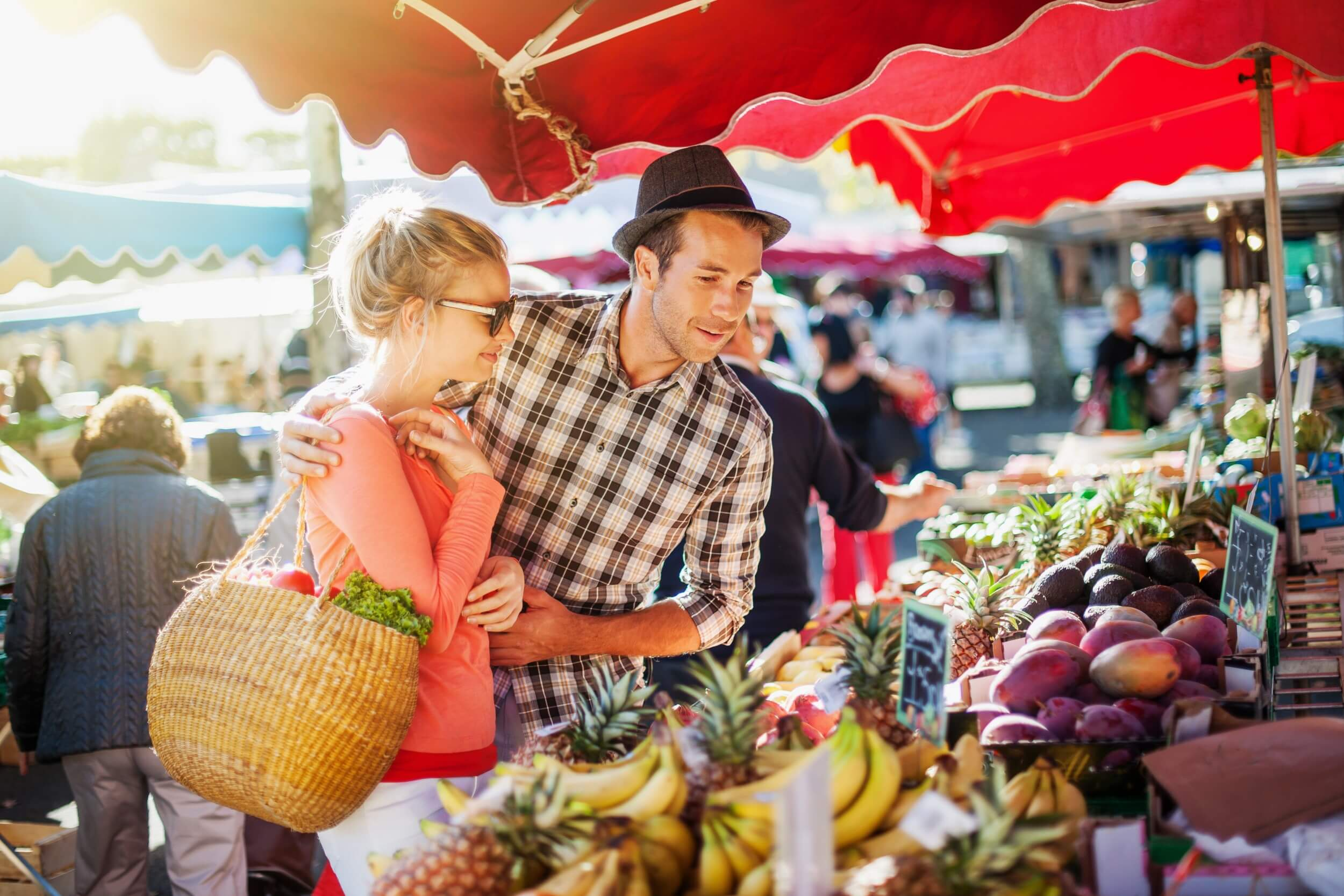 Find Your Farmers Market Personality—Then Find Your Dallas Farmers Market!