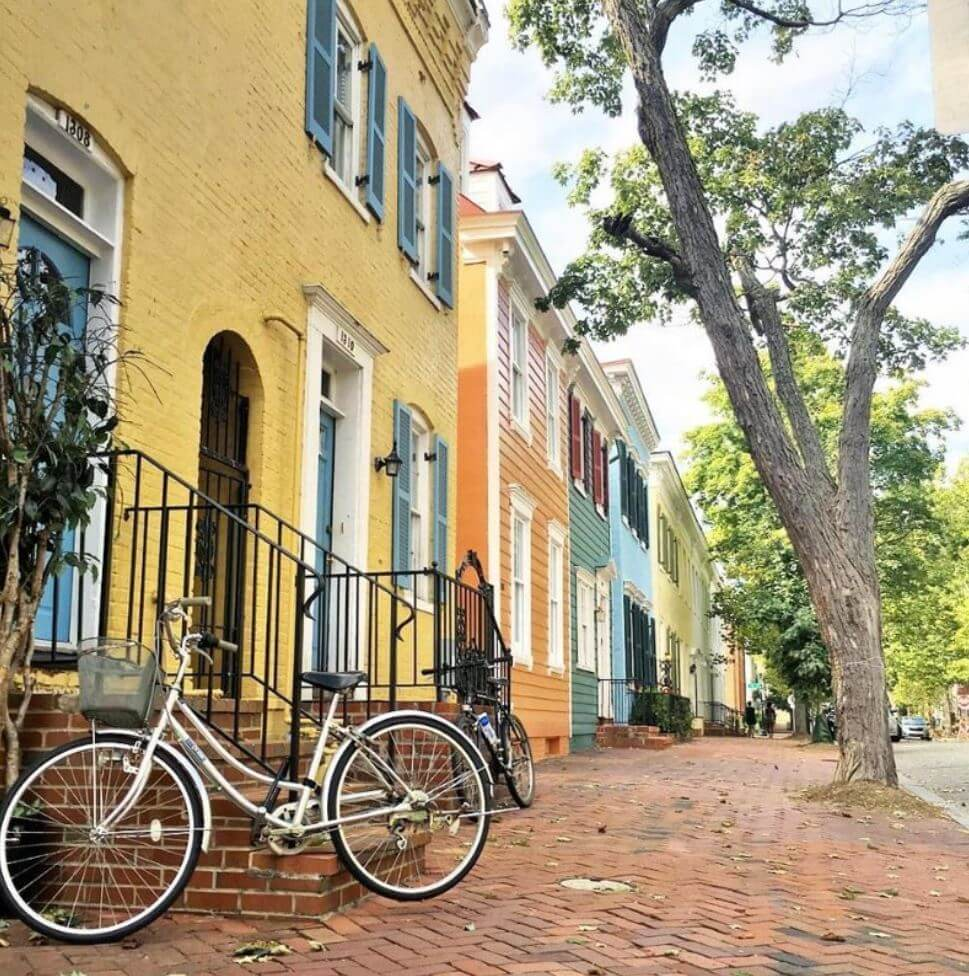 10 Best Downtowns in the DC Suburbs