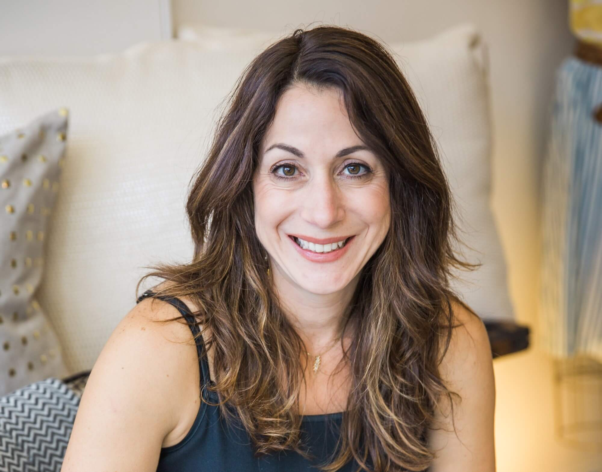 Moms We ❤: Designer Elena Calabrese on Creating Inspired Spaces in Suburbia