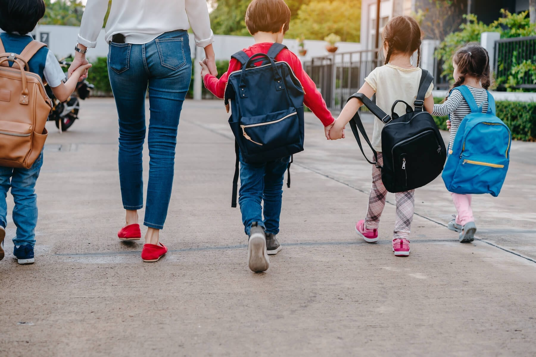 Can You Have a Non-Driving Nanny in the NYC Suburbs?