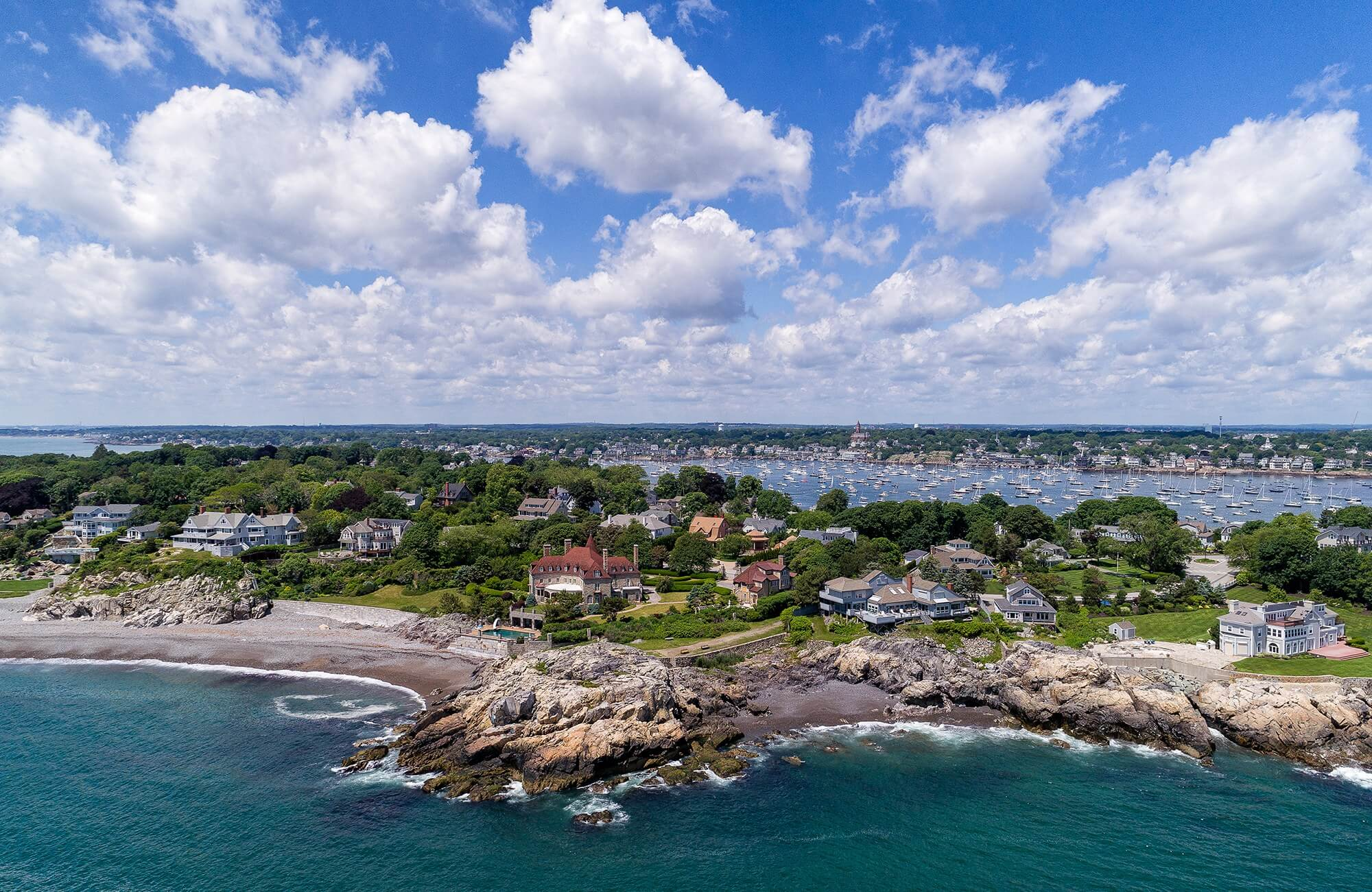 These Boston Suburbs are Summertime Hotspots