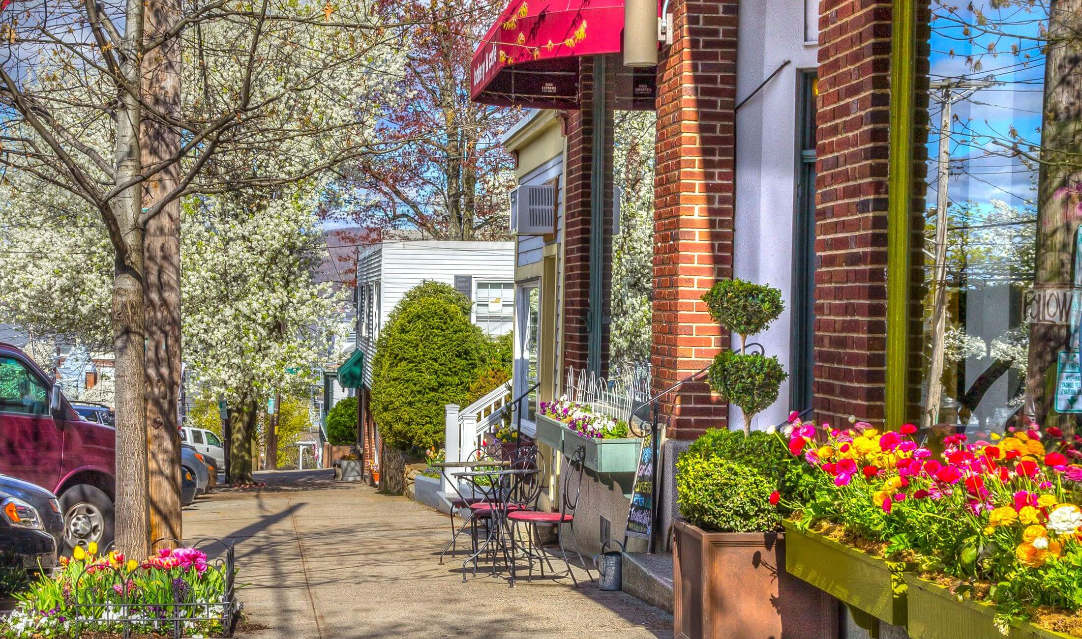 Looking for Walkable in Westchester, and Finding Irvington