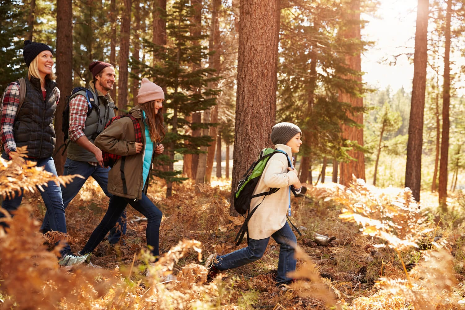 5 Amazing Bay Area Suburbs for Families That Love the Outdoors