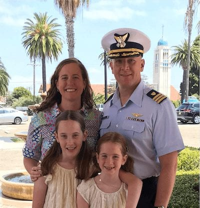 Move #7 Takes This Military Family to the San Francisco Suburbs