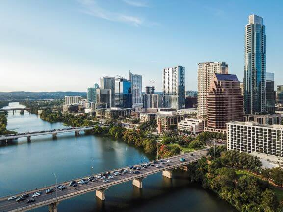 These 6 Companies are Moving to Austin