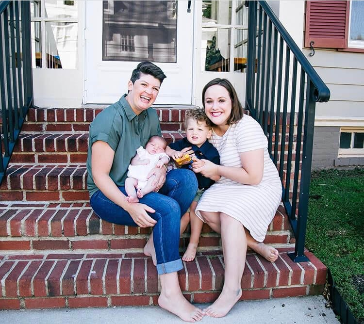 Checking in on the Donovans: How This Now Family-of-Four is Settling into the New Jersey Suburbs