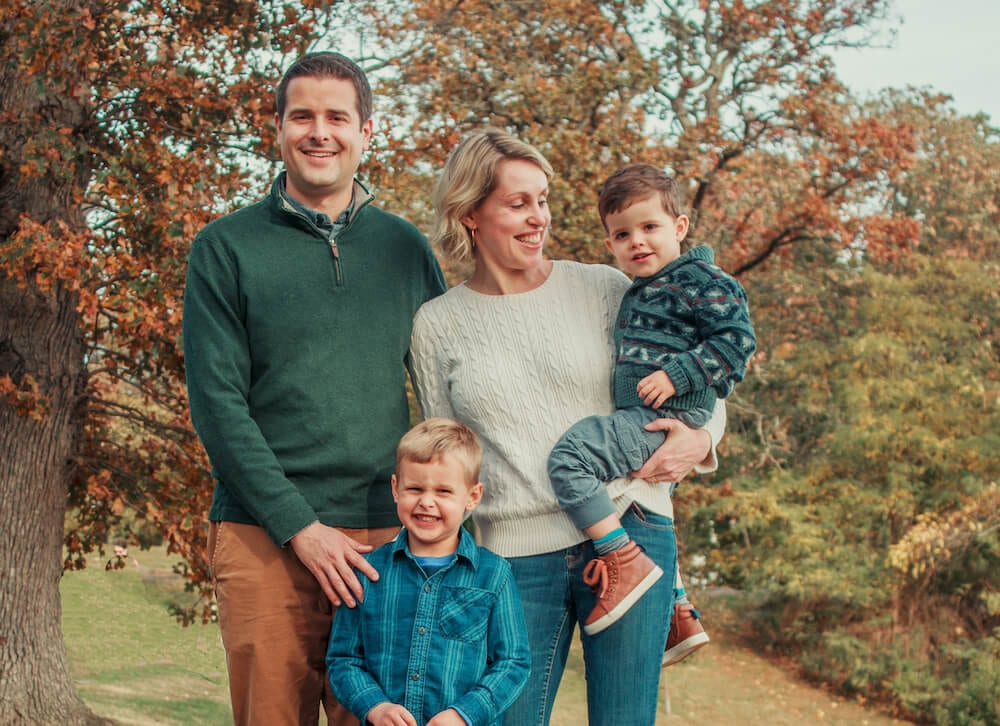 For This Brooklyn Family Larchmont was Love at First Sight
