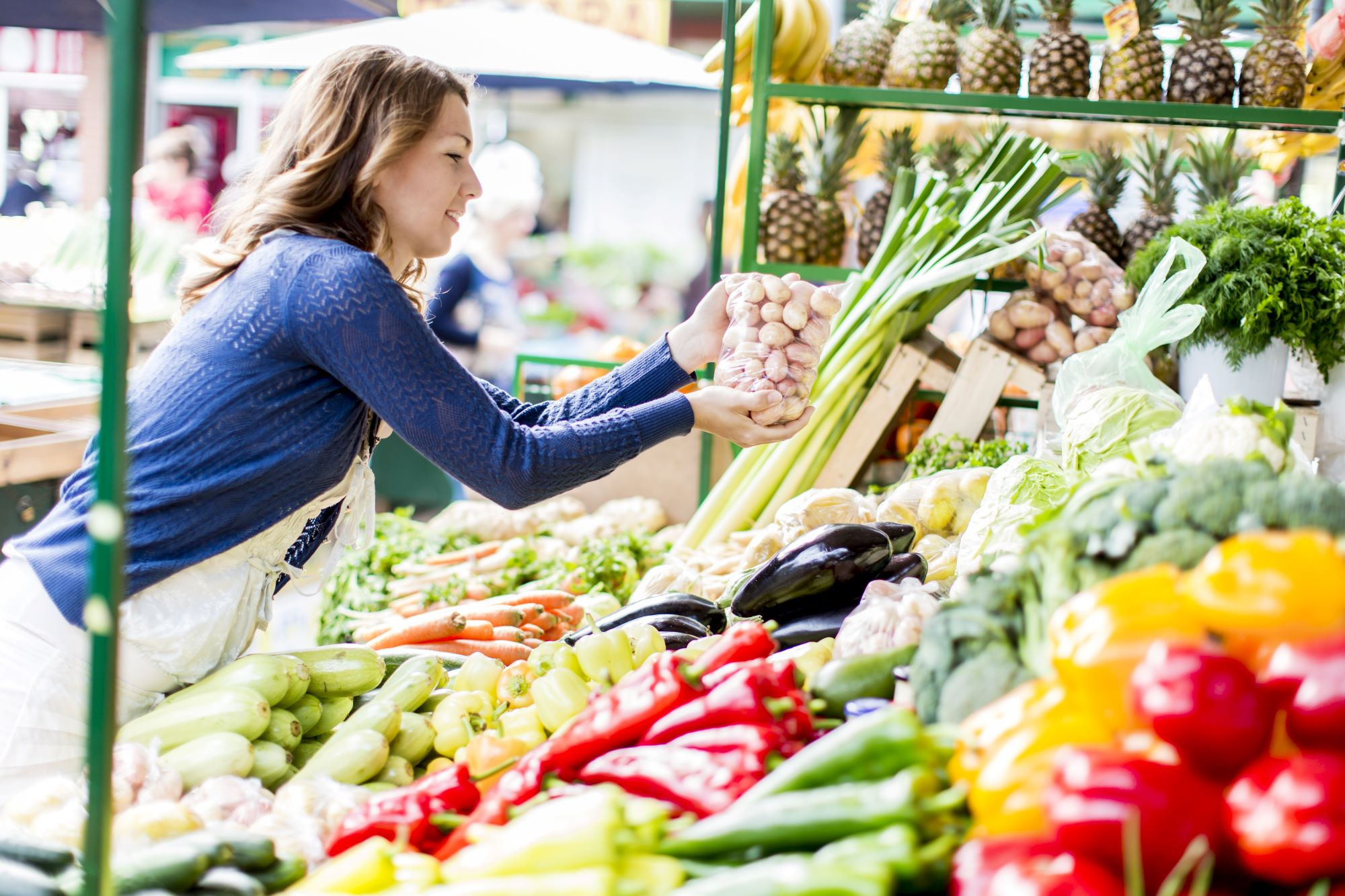 Dig into these Farmers Markets in the Boston Suburbs
