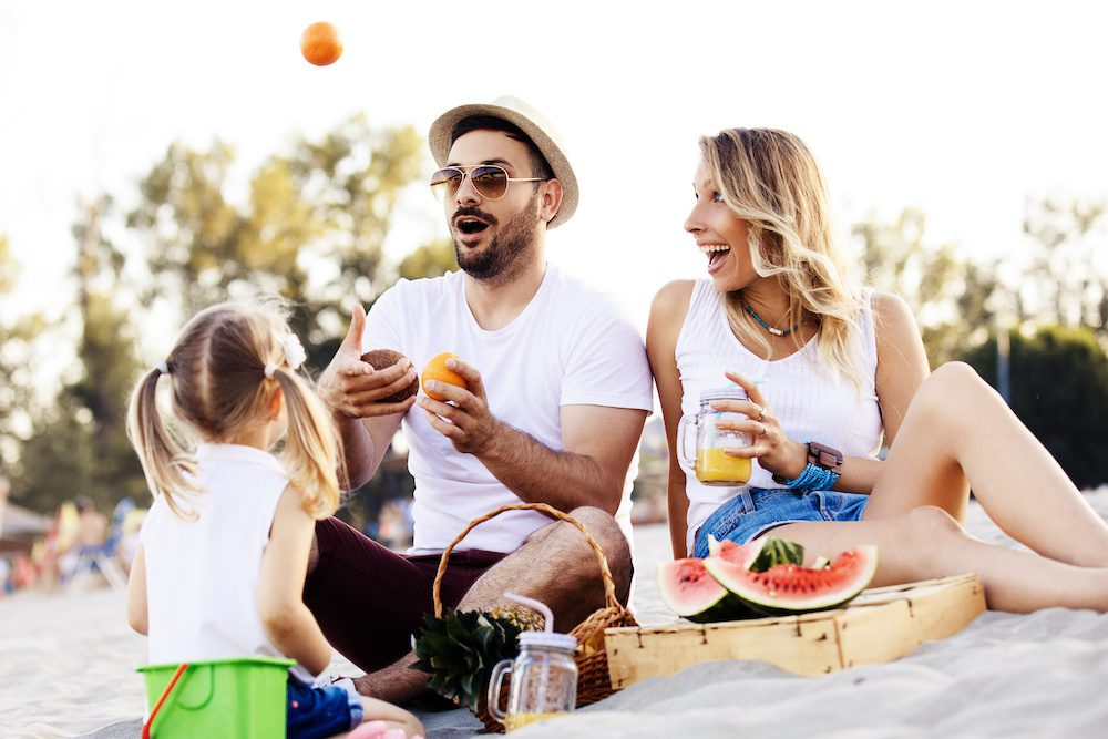 Explore the DC Suburbs by Picnic
