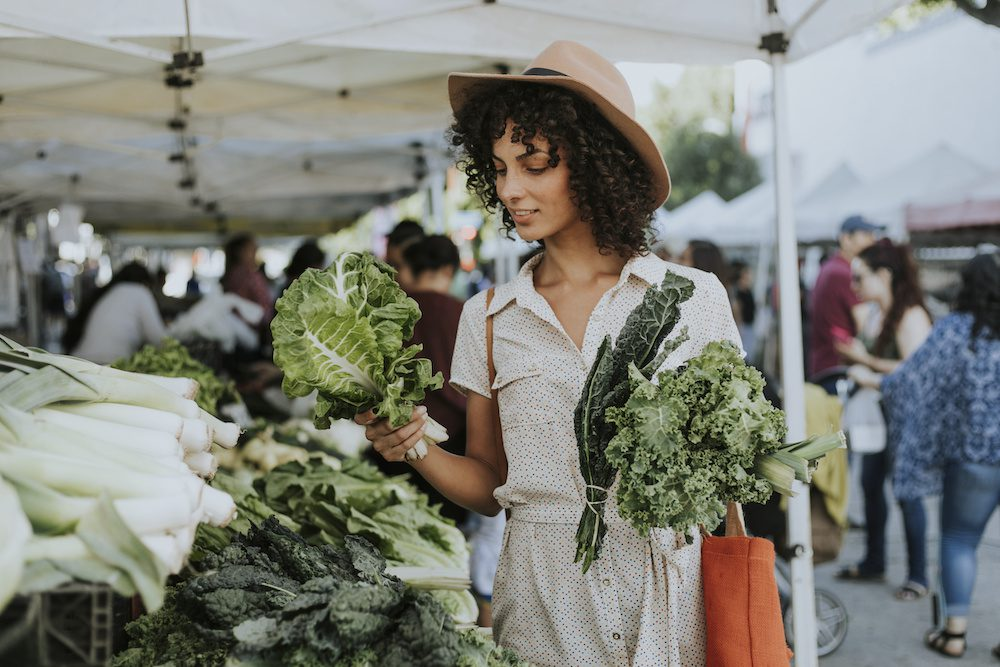 Farmers Markets in the DC's Maryland Suburbs