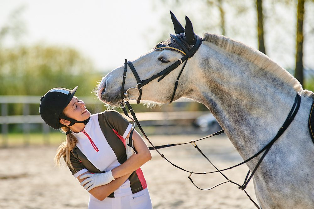 Equestrian Lifestyle in these South Florida Suburbs